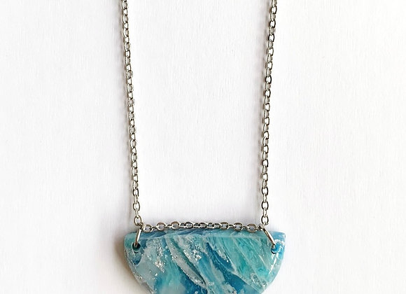 Rock Candy- 005 (Blue and Silver)