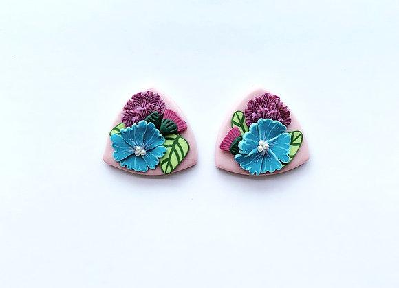 Oriental Blooms -003