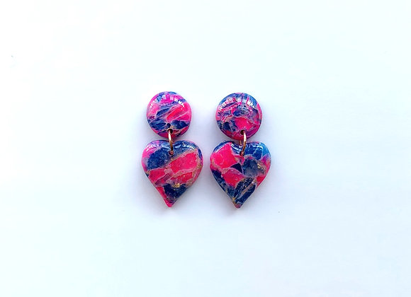 Rock Candy - 003 (Pink and Blue)
