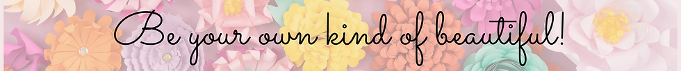 Be your own beautiful - Web Banner .png