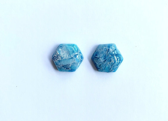 Rock Candy - 002 (Blue and Sliver)