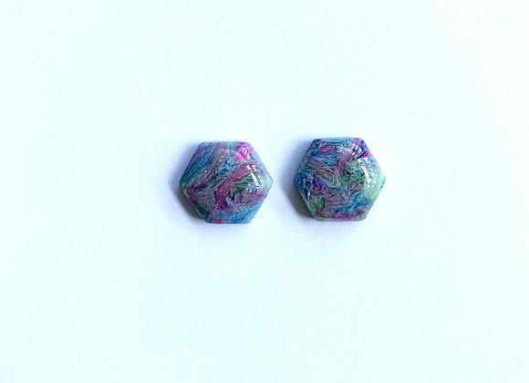 Rock Candy - 002 (Purple Swirl)