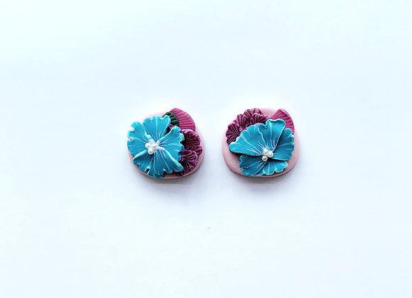 Oriental Blooms -001