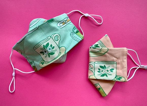 Fabric Mask - Kopi