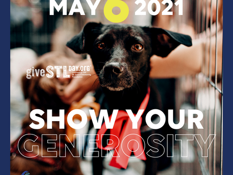 Give STL Day is May 6th - Early Giving is Happening Now