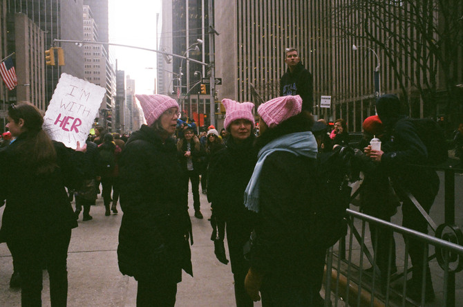 The Problematic Core of the Women's March