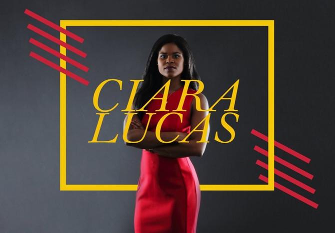 Ciara Lucas: Both Sides to Success
