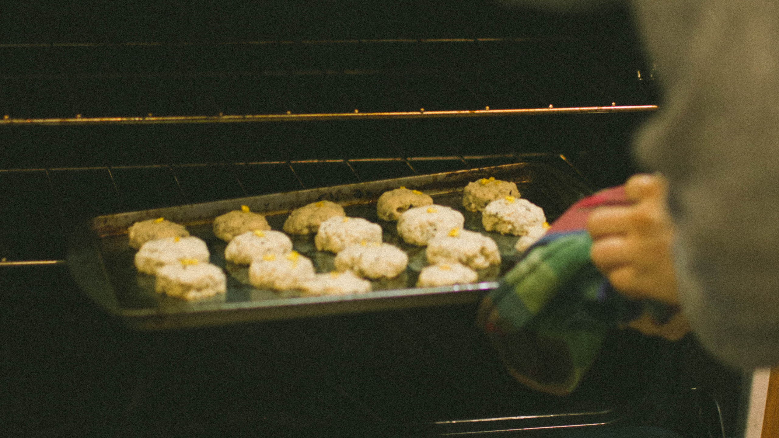 Pop 'em in the oven