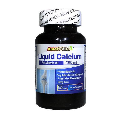 液體鈣軟膠囊(添加維生素D3)