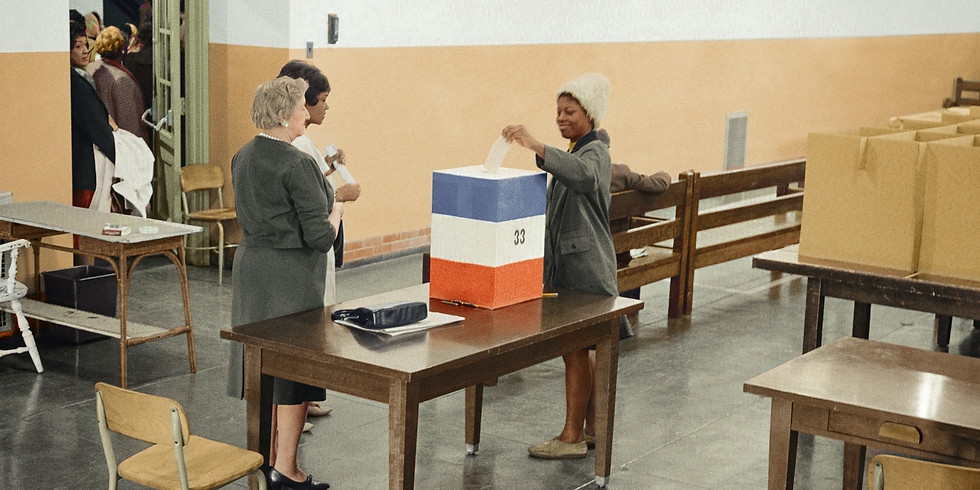 Access to Voting in the 21st Century (II/III)