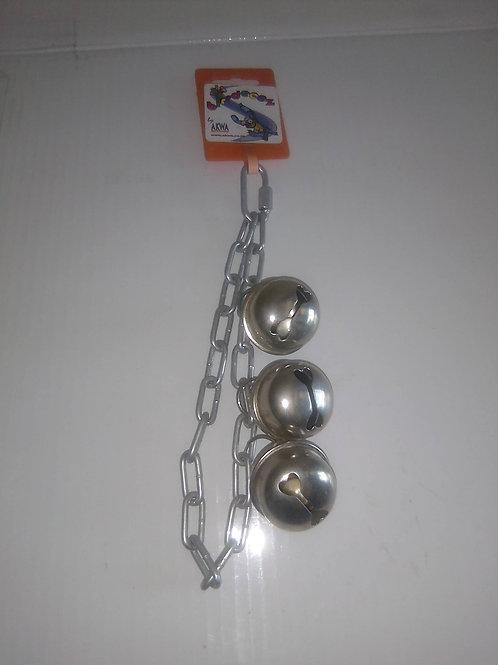 Bird Chain with Bells XL