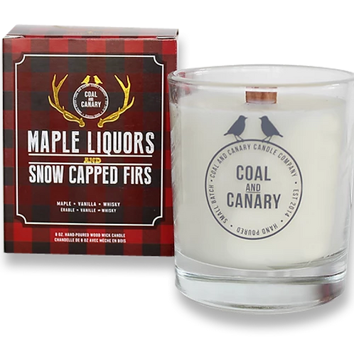 Maple Liquors and Snow Capped Firs