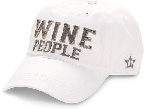 People Baseball Hats
