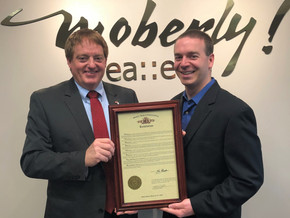 Missouri House of Representatives Recognizes Impact of the Small Business & Technology Developme