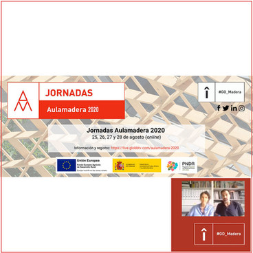 JORNADAS AULA MADERA 2020