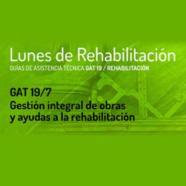 JORNADAS LUNES DE REHABILITACION COAM