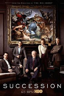 Succession HBO - Wayne Stephens