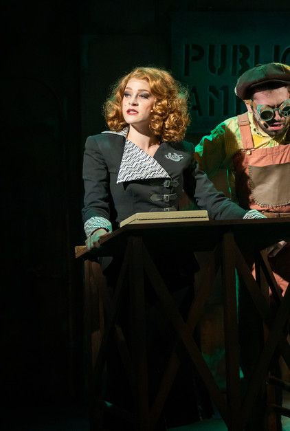 Penelope Pennywise (Urinetown 2019)