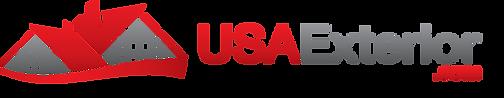 USA Exterior Logo Against Light Backgrou