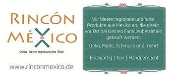 Wir bieten dir regionale Produkte aus Mexiko an, die direkt vor Ort bei kleinen Familienbetrieben gekauft werden.