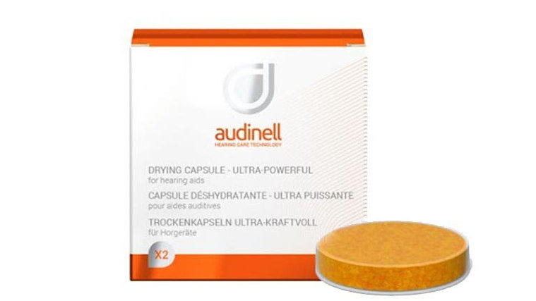 Audinell Ultra Drying Capsules