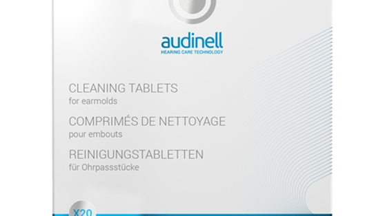 Audinell Cleaning Tablets