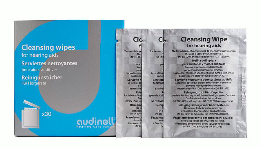 Audinell Cleaning Wipes