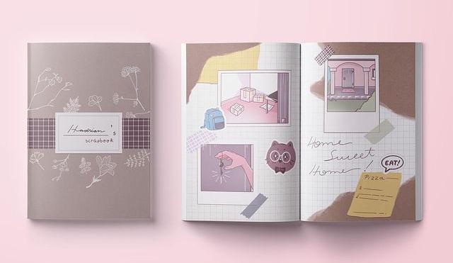 AMANDA FREITAS LANÇA ARTBOOK DE 'THE FLOWER POT'