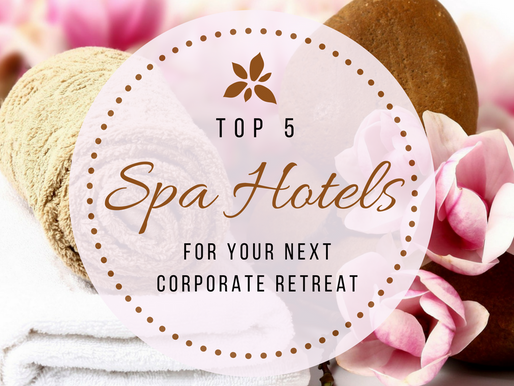 The 5 Best Spa Hotels in India for your next Corporate Retreat