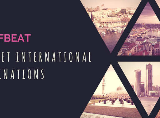Top 5 Budget International Destinations