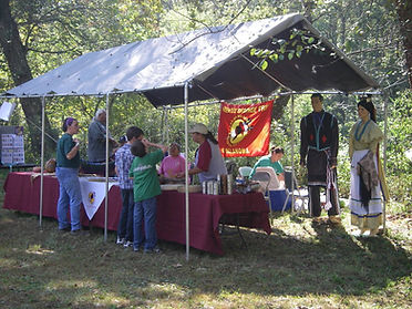 Living Archaeology Weekend, Kentucky archaeology, Native American, American Indian, Woodland Indians, Shawnee culture