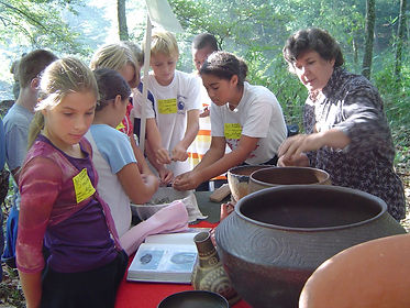 Living Archaeology Weekend, Kentucky archaeology, primitive technology, native technology, Native American, American Indian, Woodland Indians