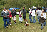 Living Archaeology Weekend, Kentucky archaeology, Shawnee culture, Native American, American Indian, Woodland Indians