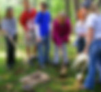 Living Archaeology Weekend, Kentucky archaeology, Native American, American Indian, Woodland Indians, native technology, primitive technology