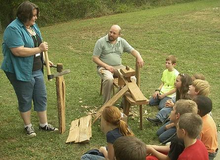 pioneer technology, Kentucky archaeology