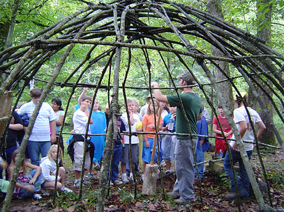 Living Archaeology Weekend, Kentucky archaeology, Native American, American Indian, Woodland Indians, primitive technology, native technology