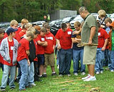 Living Archaeology Weekend, Kentucky archaeology, Cherokee culture, Native American, American Indian, Woodland Indians
