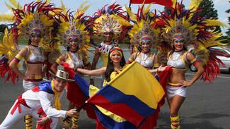 Колумбия 2017