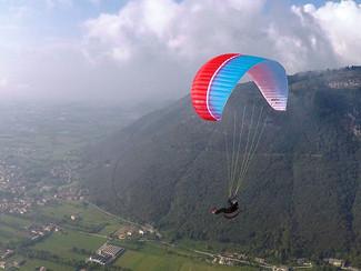 Новинка от  UP Paragliders Makalu 4