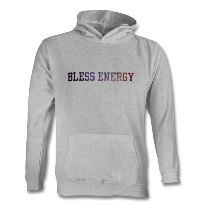 Youth gry BE hoodie galaxy font front.jp