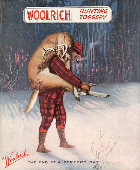An early Woolrich advertisement