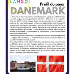 Country Profile Denmark