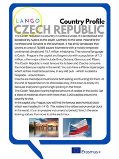 Country Profile Czech Republic