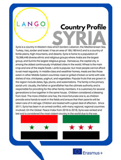 Country Profile Syria