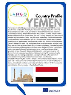 Country Profile Yemen