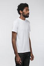 french tee shirt maison cornichon white