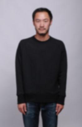 Sweatshirt raglan Maison Cornichon V2