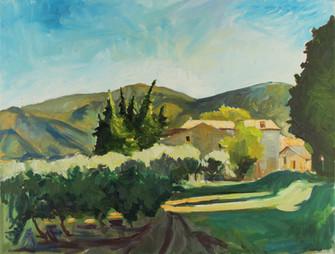 Font de Barral, huis van Pierre en Josiane Roussin
