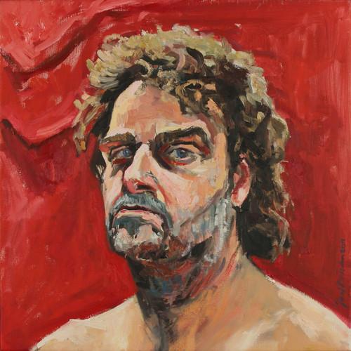 ZP. Zelfportret  50x50. 2011.jpg