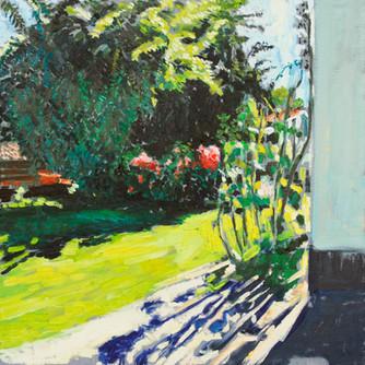De tuin van Astrid